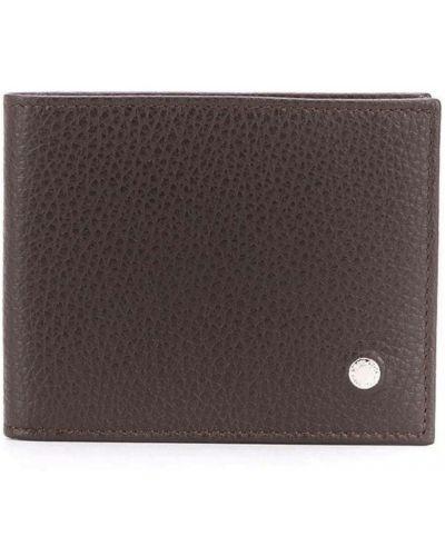 Brązowy portfel Orciani
