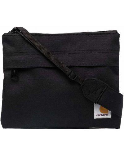 Черная сумка на молнии Carhartt Wip