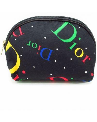 Czarna torebka Dior Vintage