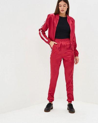 Спортивный костюм красный бордовый Mirasezar