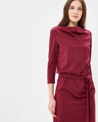 Платье - красное Coclo