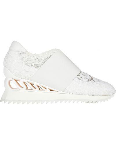 Кроссовки белый Le Silla
