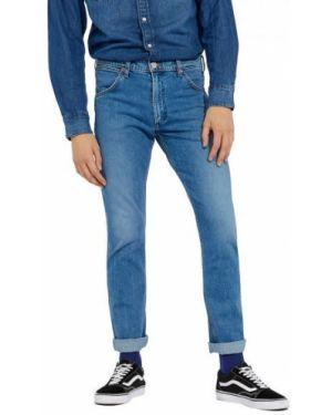 Jeansy z wysokim stanem bawełniane na co dzień Wrangler