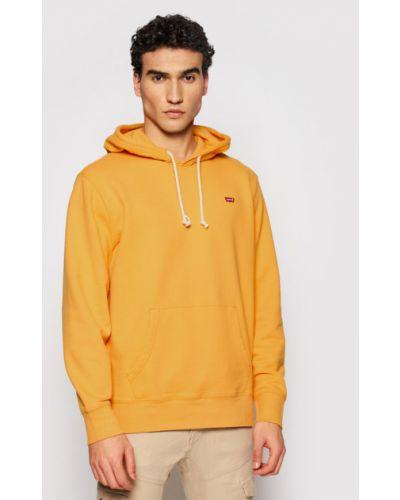 Bluza - żółta Levi's