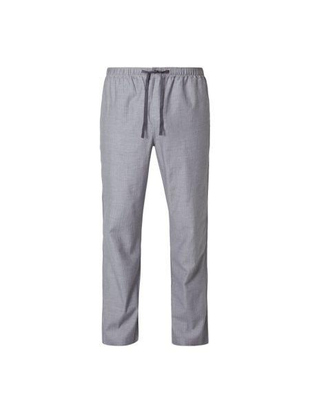 Spodnie bawełniane Schiesser
