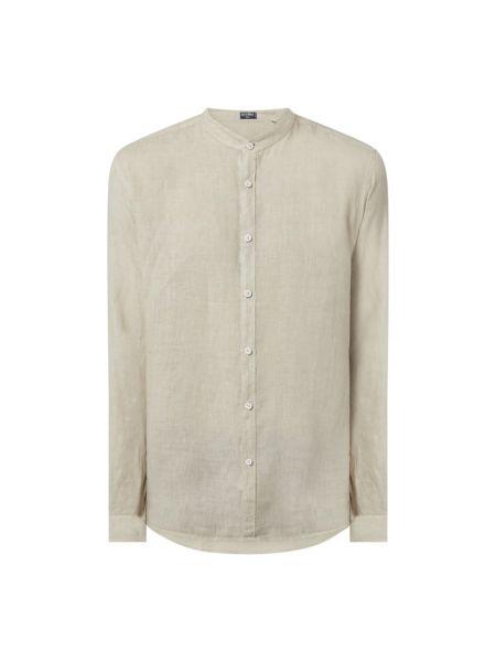 Beżowa koszula Zeybra