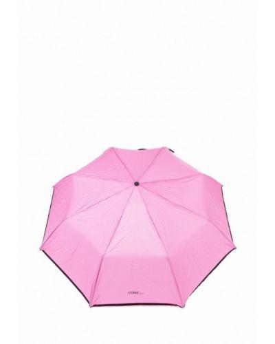 Розовый зонт складной Gf Ferre