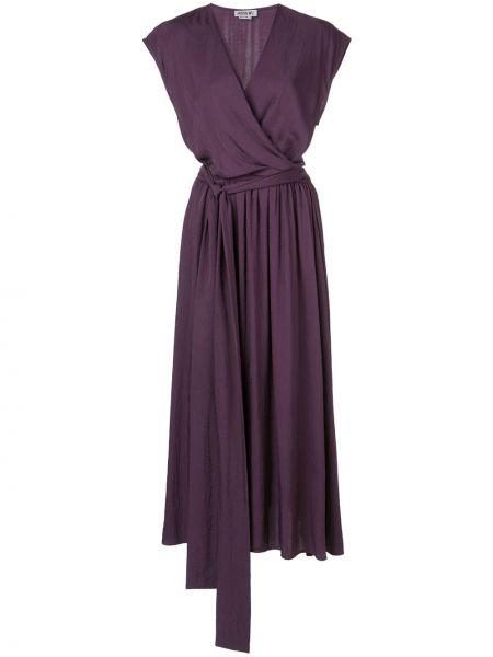 Платье мини миди с запахом Jason Wu