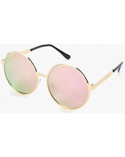 Солнцезащитные очки круглые Kameo Bis