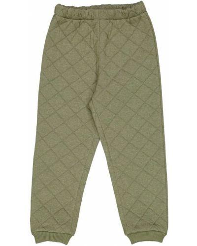 Zielone spodnie khaki Wheat