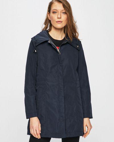 Утепленная куртка синий темно-синяя Geox