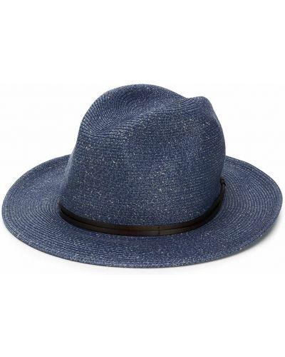 Niebieski kapelusz Mc2 Saint Barth