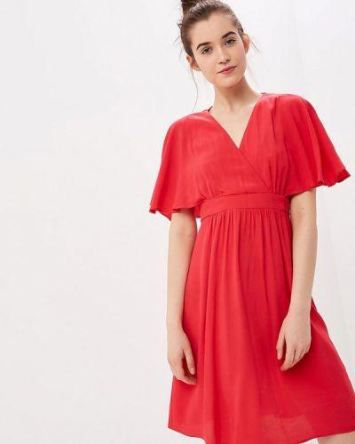 Платье прямое весеннее Naf Naf