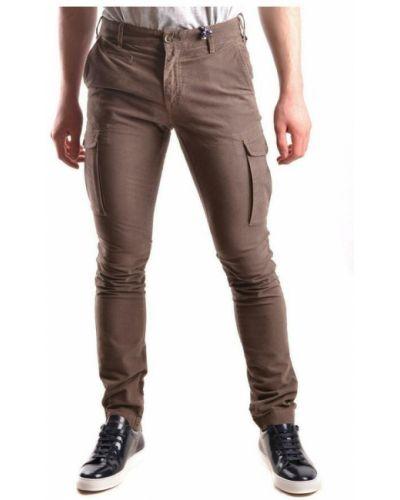 Brązowe spodnie Atpco