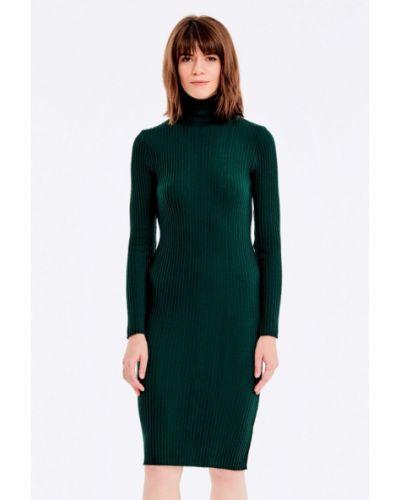 Вязаное платье осеннее трикотажное Musthave