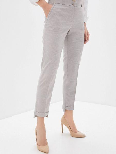Бежевые брюки Dlys