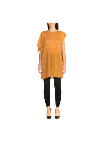 Pomarańczowa sukienka Alessia Santi