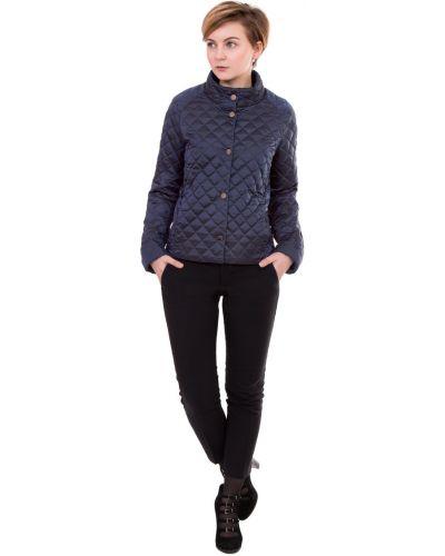 Утепленная куртка укороченная с карманами J-splash