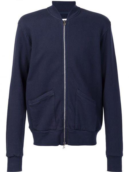 Синяя куртка 321