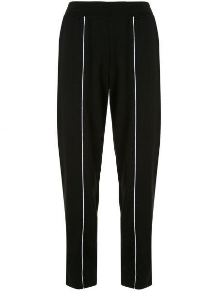 Спортивные брюки с карманами черные Atm Anthony Thomas Melillo
