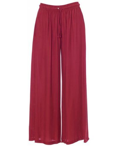 Czerwone spodnie Dixie