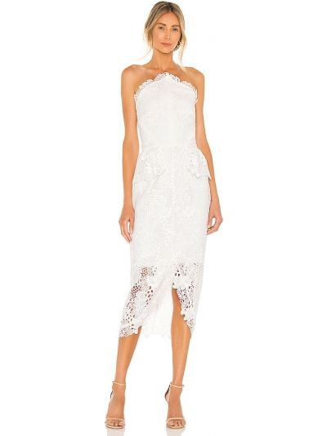 Кружевное платье Elliatt