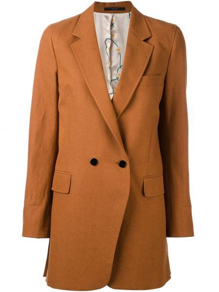 Пальто с капюшоном Paul Smith