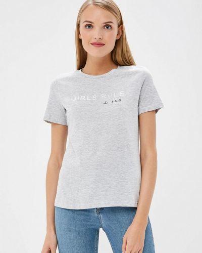 Серая футболка 2019 Incity