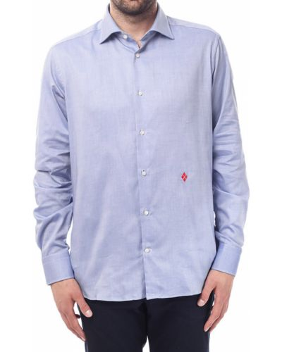 Голубая рубашка Ballantyne