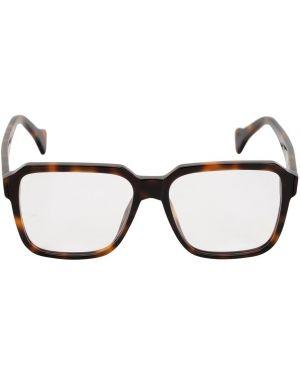 Brązowe okulary Saturnino Eyewear