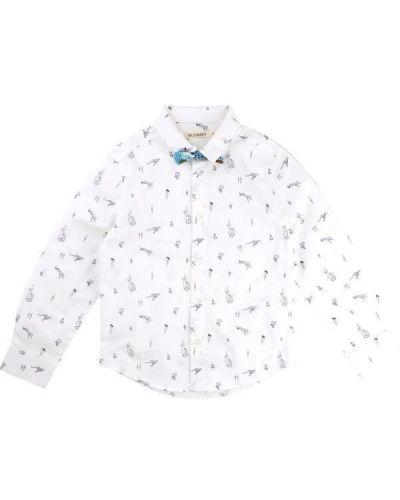 Брендовая с рукавами рубашка Billybandit