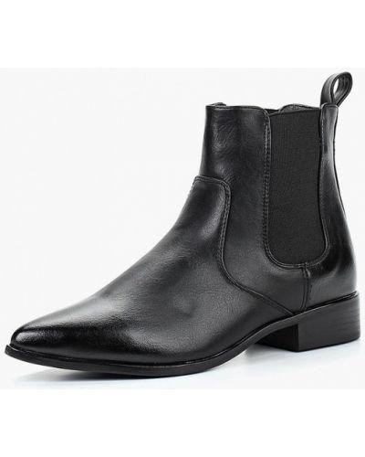 Ботинки челси кожаные осенние Martin Pescatore
