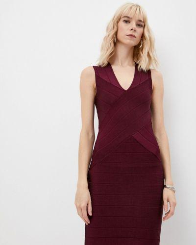 Платье футляр - фиолетовое French Connection