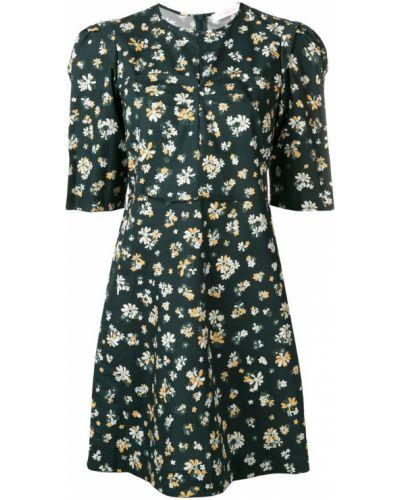Платье мини с вырезом с принтом See By Chloé