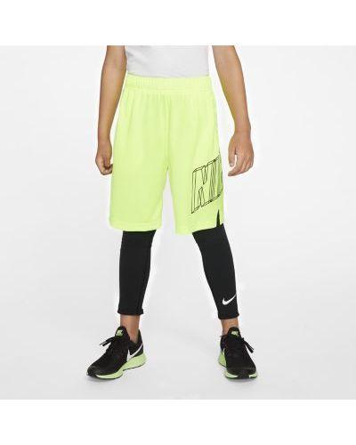 Базовые текстильные тайтсы Nike
