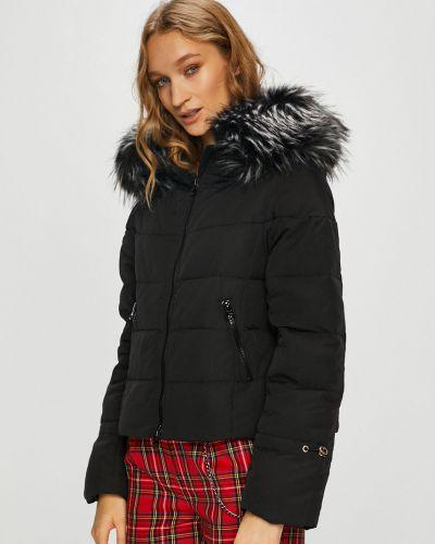 Стеганая куртка утепленная с капюшоном Silvian Heach
