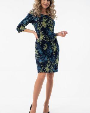 Платье платье-сарафан с принтом Wisell