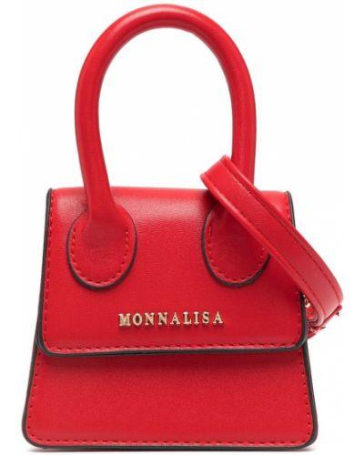 Красная сумка Monnalisa