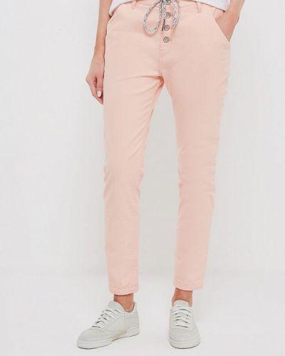Розовые брюки Roxy