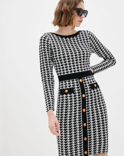 Вязаное трикотажное платье Moocci