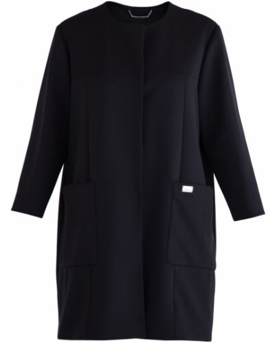 Пальто свободное с накладными карманами Philipp Plein