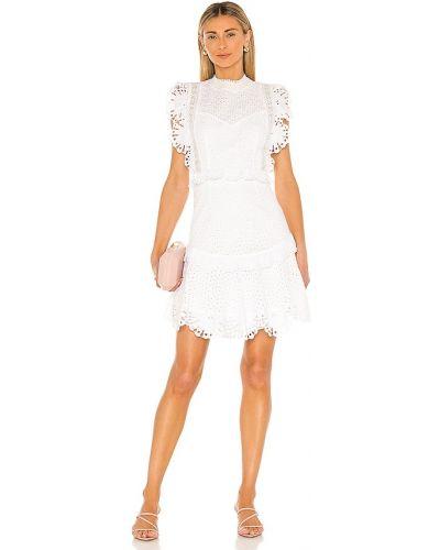 Sukienka mini bawełniana Saylor