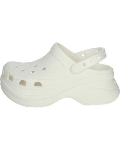 Klasyczne białe chodaki Crocs