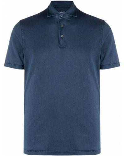 Niebieska koszulka Fedeli