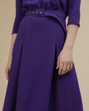 Платье миди на пуговицах классическое Emka