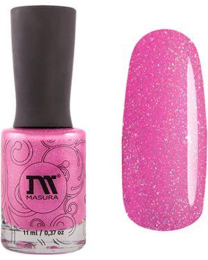 Лак для волос розовый Masura