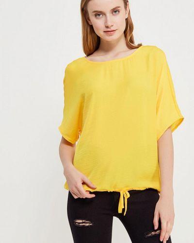 Желтая блузка Noisy May