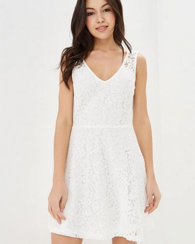 Белое платье Jennyfer