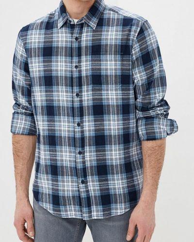 Рубашка с длинным рукавом голубой Colin's
