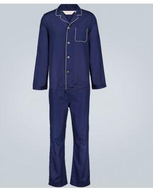 Пижама шелковая Derek Rose
